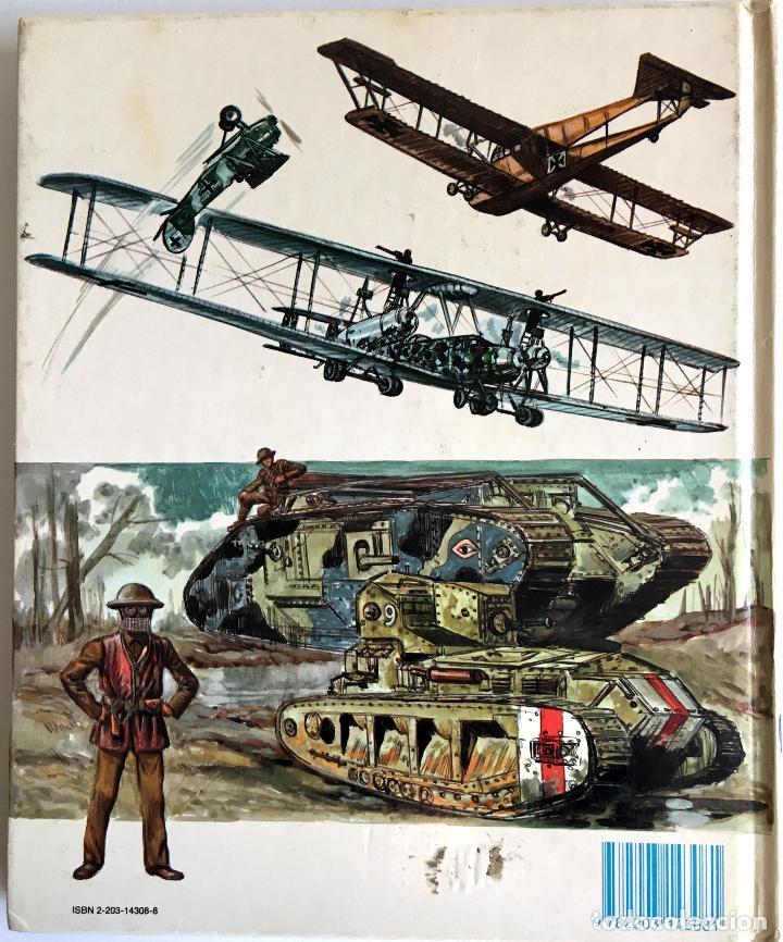 Militaria: LIBRO: LUNIFORME ET LES ARMES DES SOLDATS DE LA GUERRE 1914 - 1918. - Foto 2 - 105927159
