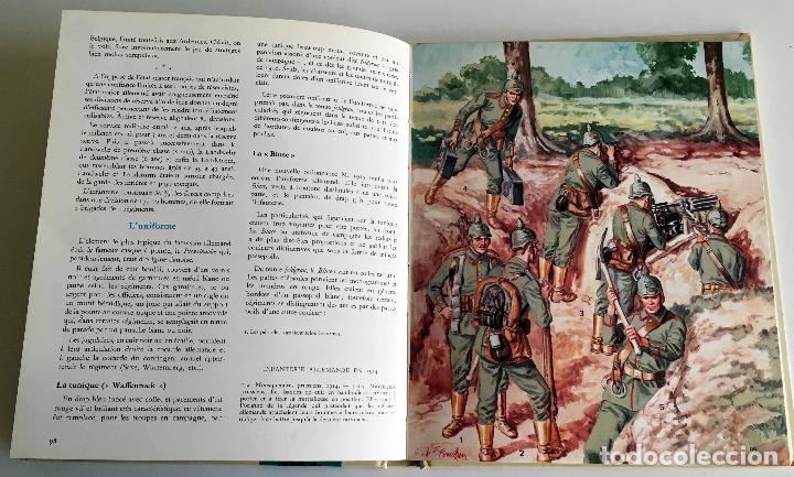 Militaria: LIBRO: LUNIFORME ET LES ARMES DES SOLDATS DE LA GUERRE 1914 - 1918. - Foto 5 - 105927159