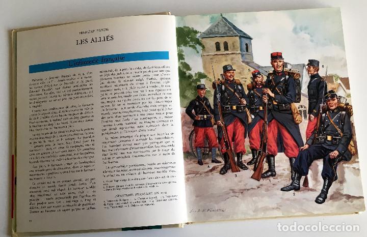 Militaria: LIBRO: LUNIFORME ET LES ARMES DES SOLDATS DE LA GUERRE 1914 - 1918. - Foto 7 - 105927159