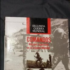 Militaria: COMANDOS. SEGUNDA GUERRA MUNDIAL, TIME LIFE. Lote 105988199