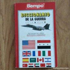 Militaria: GUERRA DEL GOLFO IRAK - DICCIONARIO DE LA GUERRA - IRAQ -. Lote 107092147