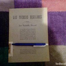 Militaria: DISCURSO SOBRE LAS FUERZAS REGULARES DEL CORONEL JEFE REGULARES 1, 1950. Lote 107858911