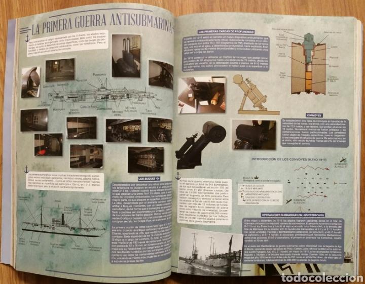 Militaria: LA PRIMERA GUERRA MUNDIAL - JUAN VÁZQUEZ GARCÍA - GALLAND BOOKS - BARON ROJO AVIACION TRINCHERAS - Foto 3 - 108070887