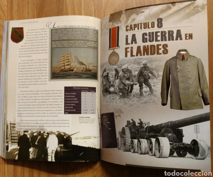 Militaria: LA PRIMERA GUERRA MUNDIAL - JUAN VÁZQUEZ GARCÍA - GALLAND BOOKS - BARON ROJO AVIACION TRINCHERAS - Foto 4 - 108070887