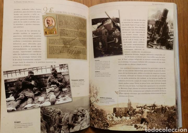 Militaria: LA PRIMERA GUERRA MUNDIAL - JUAN VÁZQUEZ GARCÍA - GALLAND BOOKS - BARON ROJO AVIACION TRINCHERAS - Foto 7 - 108070887