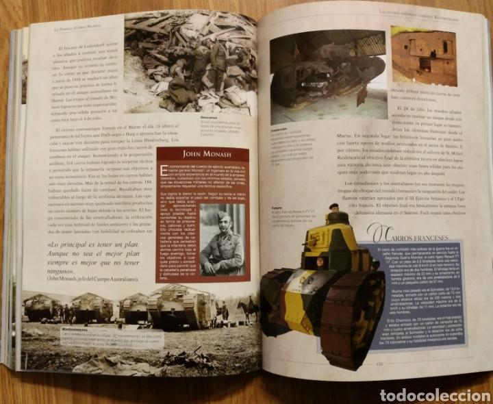 Militaria: LA PRIMERA GUERRA MUNDIAL - JUAN VÁZQUEZ GARCÍA - GALLAND BOOKS - BARON ROJO AVIACION TRINCHERAS - Foto 9 - 108070887