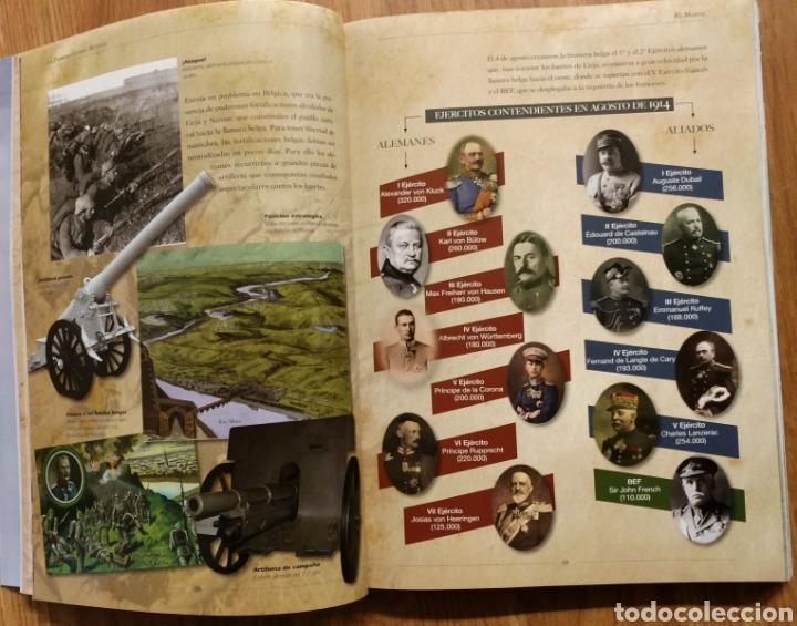 Militaria: LA PRIMERA GUERRA MUNDIAL - JUAN VÁZQUEZ GARCÍA - GALLAND BOOKS - BARON ROJO AVIACION TRINCHERAS - Foto 11 - 108070887