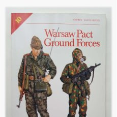 Militaria: WARSAW PACT GROUND FORCES. Lote 108367823