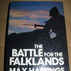 Militaria: THE BATTLE FOR THE FALKLANDS (¡OFERTA 3X2 EN LIBROS!) LEER DESCRIPCION. Lote 109072811