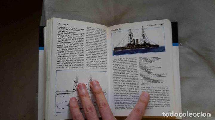 Militaria: Acorazados de todo el Mundo (G. Galuppini, ed. Espasa-Calpe) - Foto 2 - 109478835