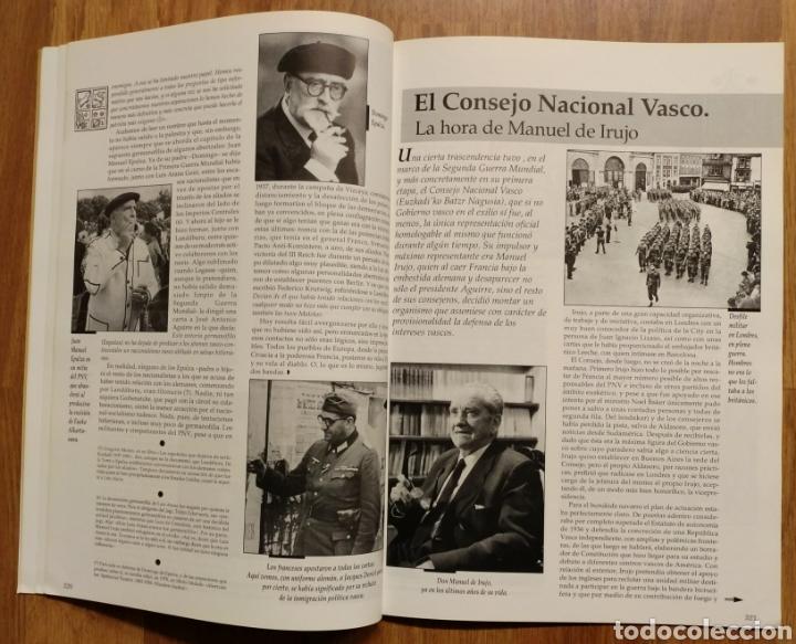 Militaria: GUERRA CIVIL - LOS VASCOS EN LA SEGUNDA GUERRA MUNDIAL - MEMORIA DE LA GUERRA EN EUSKADI EUZKADI - Foto 2 - 109900123