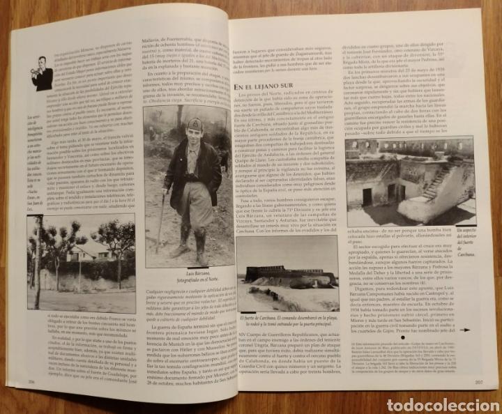 Militaria: GUERRA CIVIL - LOS VASCOS EN LA SEGUNDA GUERRA MUNDIAL - MEMORIA DE LA GUERRA EN EUSKADI EUZKADI - Foto 3 - 109900123