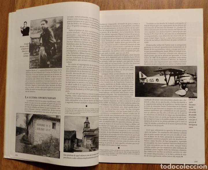 Militaria: GUERRA CIVIL - LOS VASCOS EN LA SEGUNDA GUERRA MUNDIAL - MEMORIA DE LA GUERRA EN EUSKADI EUZKADI - Foto 6 - 109900123