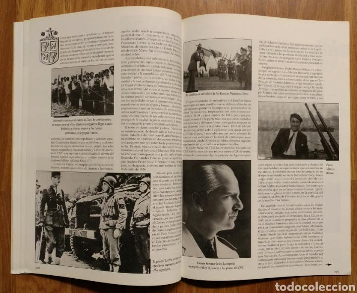 Militaria: GUERRA CIVIL - LOS VASCOS EN LA SEGUNDA GUERRA MUNDIAL - MEMORIA DE LA GUERRA EN EUSKADI EUZKADI - Foto 7 - 109900123