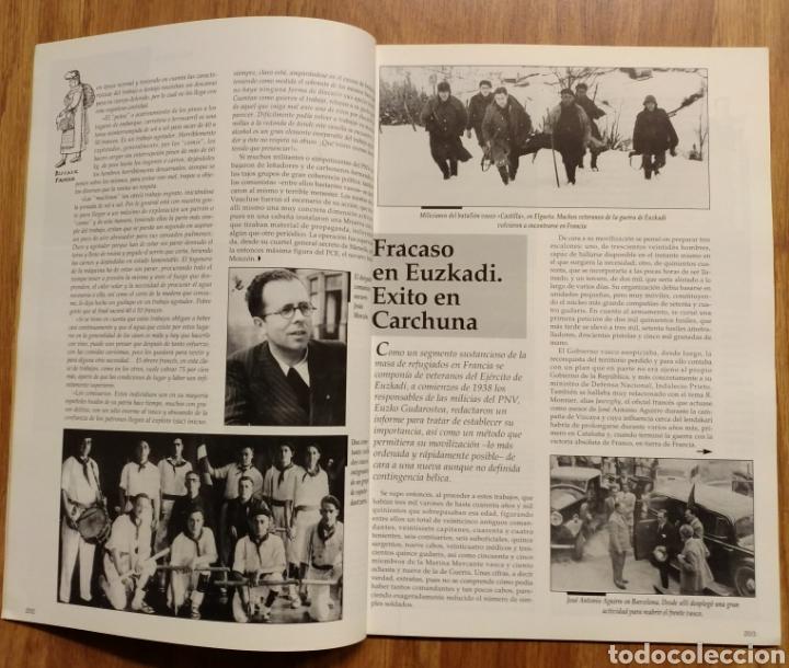 Militaria: GUERRA CIVIL - LOS VASCOS EN LA SEGUNDA GUERRA MUNDIAL - MEMORIA DE LA GUERRA EN EUSKADI EUZKADI - Foto 9 - 109900123