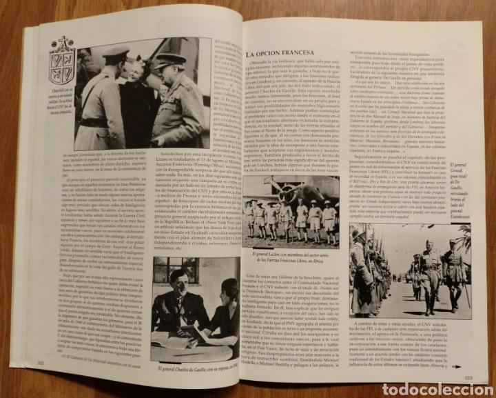 Militaria: GUERRA CIVIL - LOS VASCOS EN LA SEGUNDA GUERRA MUNDIAL - MEMORIA DE LA GUERRA EN EUSKADI EUZKADI - Foto 10 - 109900123