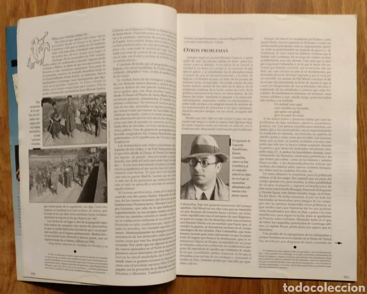 Militaria: GUERRA CIVIL - LOS AÑOS NEGROS (Y II) - MEMORIA DE LA GUERRA EN EUSKADI EUZKADI - Foto 4 - 109909795