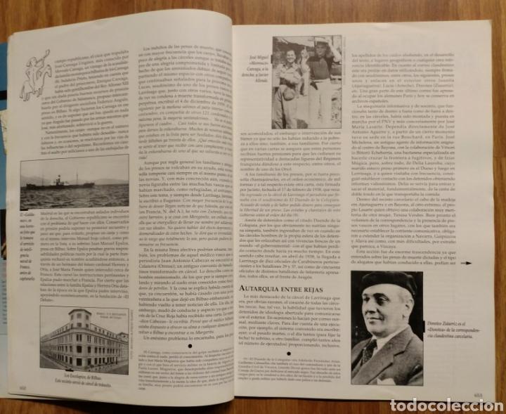 Militaria: GUERRA CIVIL - LOS AÑOS NEGROS (Y II) - MEMORIA DE LA GUERRA EN EUSKADI EUZKADI - Foto 6 - 109909795
