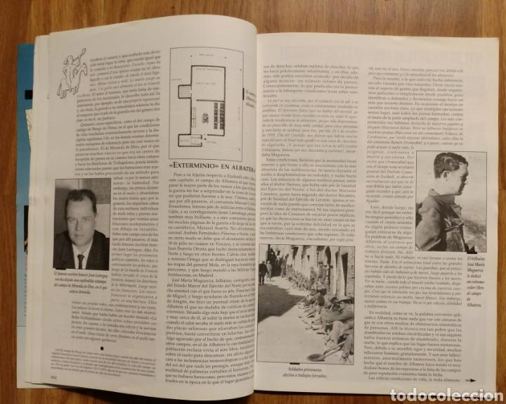 Militaria: GUERRA CIVIL - LOS AÑOS NEGROS (Y II) - MEMORIA DE LA GUERRA EN EUSKADI EUZKADI - Foto 8 - 109909795