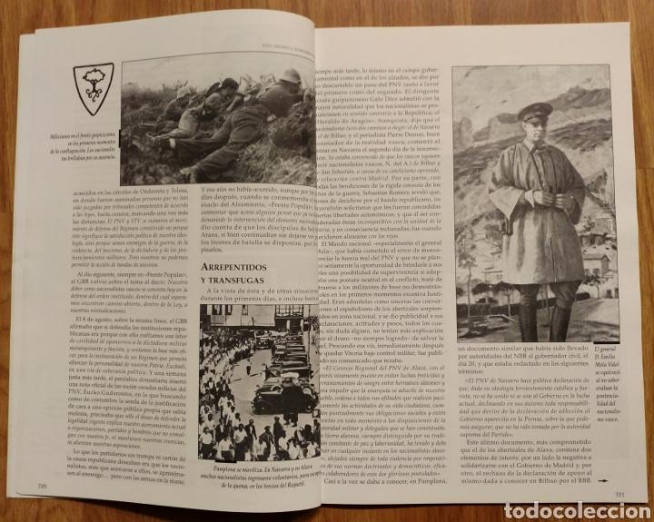 Militaria: GUERRA CIVIL - TODO A PUNTO PARA EL ESTALLIDO 1936 - MEMORIA DE LA GUERRA EN EUSKADI EUZKADI - Foto 5 - 109915563