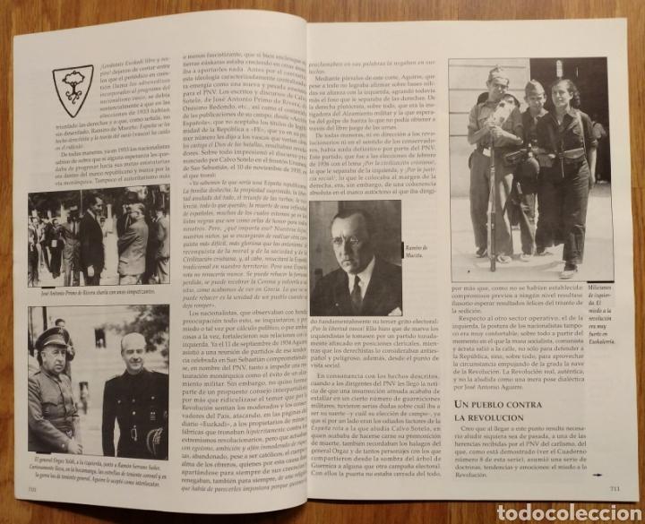 Militaria: GUERRA CIVIL - TODO A PUNTO PARA EL ESTALLIDO 1936 - MEMORIA DE LA GUERRA EN EUSKADI EUZKADI - Foto 7 - 109915563