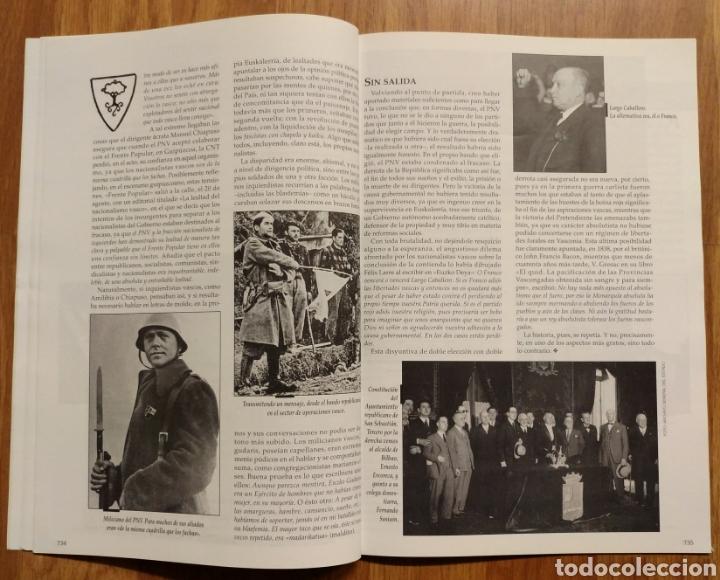 Militaria: GUERRA CIVIL - TODO A PUNTO PARA EL ESTALLIDO 1936 - MEMORIA DE LA GUERRA EN EUSKADI EUZKADI - Foto 8 - 109915563