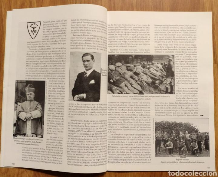Militaria: GUERRA CIVIL - TODO A PUNTO PARA EL ESTALLIDO 1936 - MEMORIA DE LA GUERRA EN EUSKADI EUZKADI - Foto 9 - 109915563