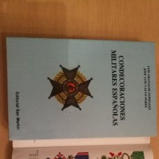 Militaria: CONDECORACIÓNES ESPAÑOLAS. Lote 195409296