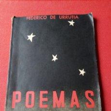 Militaria: LIBRO POEMAS DE LA FALANGE ETERNA. GUERRA CIVIL.FALANGISTA.FRANCO.MILITAR.JOSE ANTONIO.EJERCITO. Lote 110533659