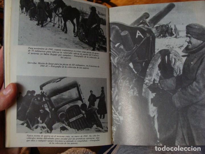 Militaria: Libro la división española de Hitler, La división Azul II GM - Foto 3 - 111037775