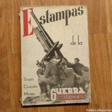 Militaria: GUERRA CIVIL - ESTAMPAS DE LA GUERRA - TOLEDO CATALUÑA MADRID - Nº 6 - ESPAÑOLA. Lote 111345643