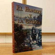 Militaria: EL HOMBRE Y LA GUERRA - ANDRES GIMENO GONZALEZ. Lote 111702455
