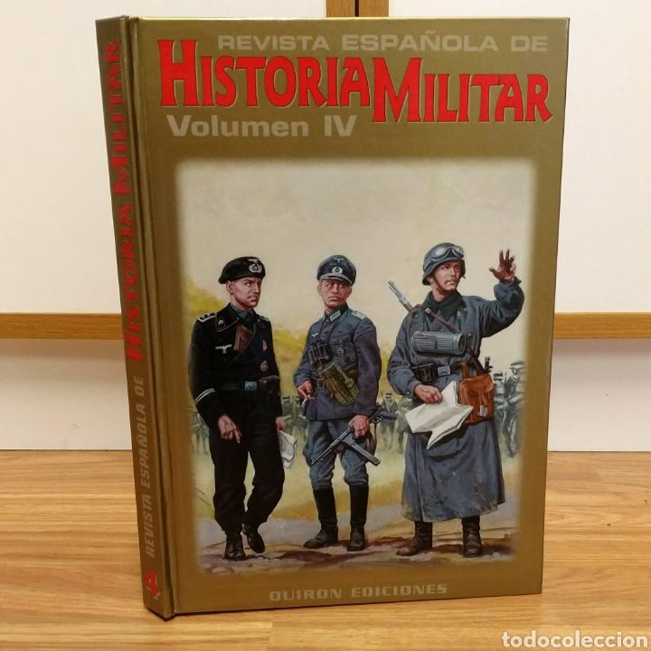 REVISTA ESPAÑOLA DE HISTORIA MILITAR - VOLUMEN 4 (Militar - Libros y Literatura Militar)