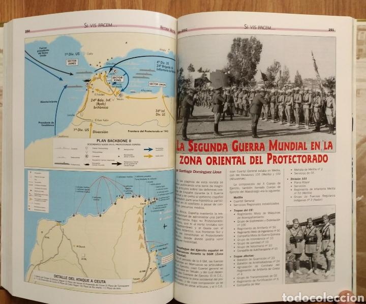 Militaria: REVISTA ESPAÑOLA DE HISTORIA MILITAR - VOLUMEN 4 - Foto 3 - 111886510