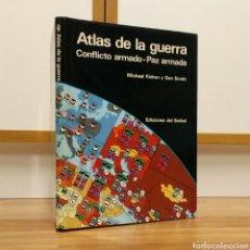 Militaria: GUERRA FRIA - ATLAS DE LA GUERRA CONFLICTO ARMADO - PAZ ARMADA - MICHAEL KIDRON - URSS OTAN. Lote 112012507