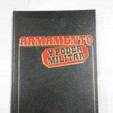Militaria: ARMAMENTO Y PODER MILITAR. TOMO VOLUMEN 4 IV. SARPE. TDK331. Lote 112249655