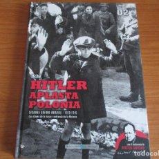 Militaria: BIBLIOTECA EL MUNDO: SEGUNDA GUERRA MUNDIAL Nº 2: HITLER APLASTA POLONIA. Lote 112249663