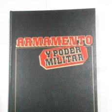Militaria: ARMAMENTO Y PODER MILITAR. TOMO VOLUMEN 2 II. SARPE. TDK331. Lote 112249843