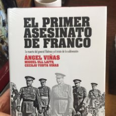 Militaria: EL PRIMER ASESINATO DE FRANCO. Lote 112470294