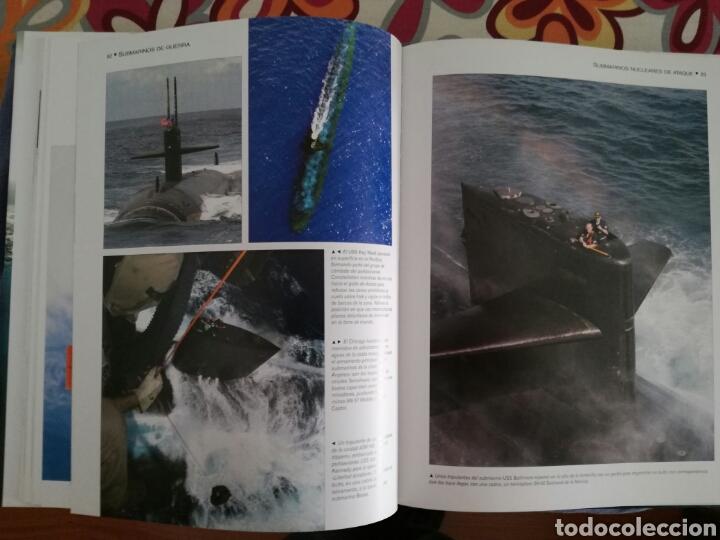 Militaria: Libro submarinos de guerra.Editorial Libsa - Foto 3 - 112813351