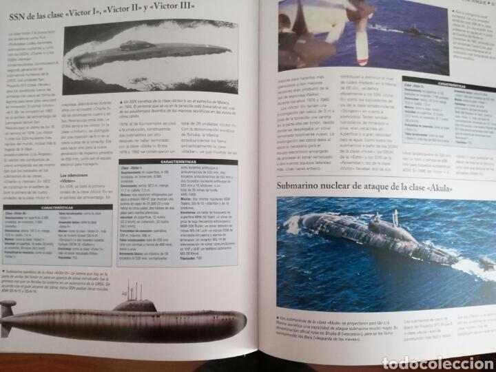 Militaria: Libro submarinos de guerra.Editorial Libsa - Foto 4 - 112813351