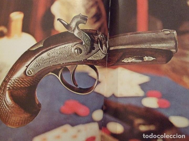Militaria: THE TREASURY OF THE GUN - HAROLD L. PETERSON GOLDEN PRESS 1962 NEW YORK LIBRO DE ARMAS - Foto 4 - 113010215