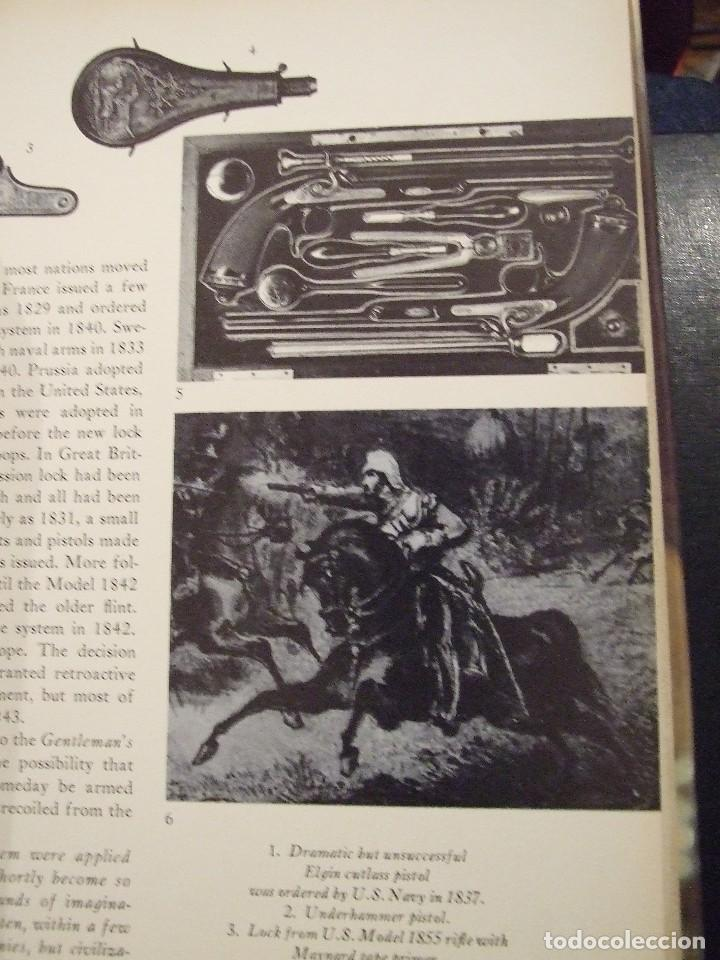 Militaria: THE TREASURY OF THE GUN - HAROLD L. PETERSON GOLDEN PRESS 1962 NEW YORK LIBRO DE ARMAS - Foto 5 - 113010215