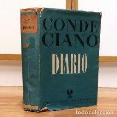 Militaria: WW2 - DIARIO CONDE CIANO. ITALIA SEGUNDA GUERRA MUNDIAL MUSSOLINI. Lote 113295003