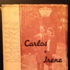 Militaria: CARLOS E IRENE -CARLISMO, CARLISTA. Lote 113517331