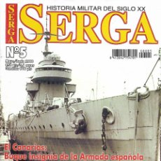 Militaria: SERGA - HISTORIA MILITAR DEL SIGLO XX Nº 5. Lote 113670759