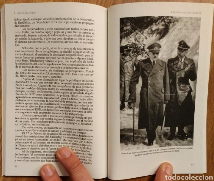 Militaria: WW2 - OBJETIVO: MATAR A HITLER - CUATRO TOMOS COMPLETO - GLASMAN Gabriel - OPERACION VALKIRIA - Foto 5 - 113908495