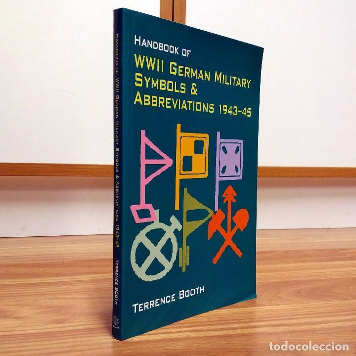 Ww2 Handbook Of Wwii German Military Symbols Comprar Libros