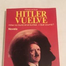 Militaria: LIBRO HITLER VUELVE. Lote 114593094