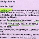 Militaria: NOCIONES MILITARES- MARCH- 1781. Lote 115061467